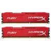 16Gb (2x8Gb) 1600MHz Kingston HyperX Fury Red CL10 HX316C10FRK2/16