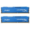 8Gb (2x4Gb) 1866MHz DDR3 Kingston HyperX Fury Blue CL10 HX318C10FK2/8