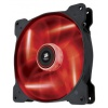 Corsair CO-9050034-WW, 2x140mm. 1440rpm, 29.3dB red