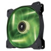Corsair CO-9050037-WW, 2x140mm. 1440rpm, 29.3dB green