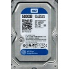 500Gb Western Digital WD5000AZLX 7200rpm, 32Mb SATA-III