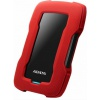1.0 TB ADATA HD330 (AHD330-1TU31-CRD) Red USB 3.1