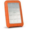"1.0Tb LaCie Rugged Triple 2.5"" (STEU1000400) USB 3.0/FireWire Orange"