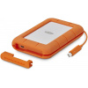 "2.0Tb LaCie Rugged 2.5"" (STFS2000800) USB-С/Thunderbolt Orange"