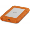 "2.0Tb LaCie Rugged Mini 2.5"" (STFR2000800) USB Type-C Orange"