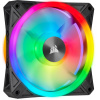 Corsair iCUE QL120 RGB (CO-9050097-WW) 120mm, 525-1500rpm, 26dB