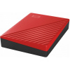 "4.0Tb WD My Passport Red (WDBPKJ0040BRD-WESN) 2.5"" USB 3.0"