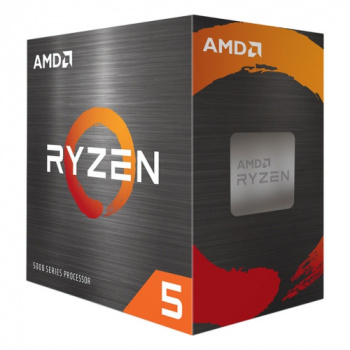 Процессор RYZEN X6 R5-5600X SAM4 BX 65W 3700 100-100000065BOX AMD
